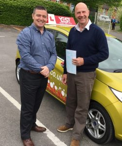 Qualifying as a Driving Instructor